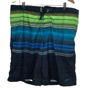 SPEEDO Men's Swim Surf Trunk Board Shorts Size XL